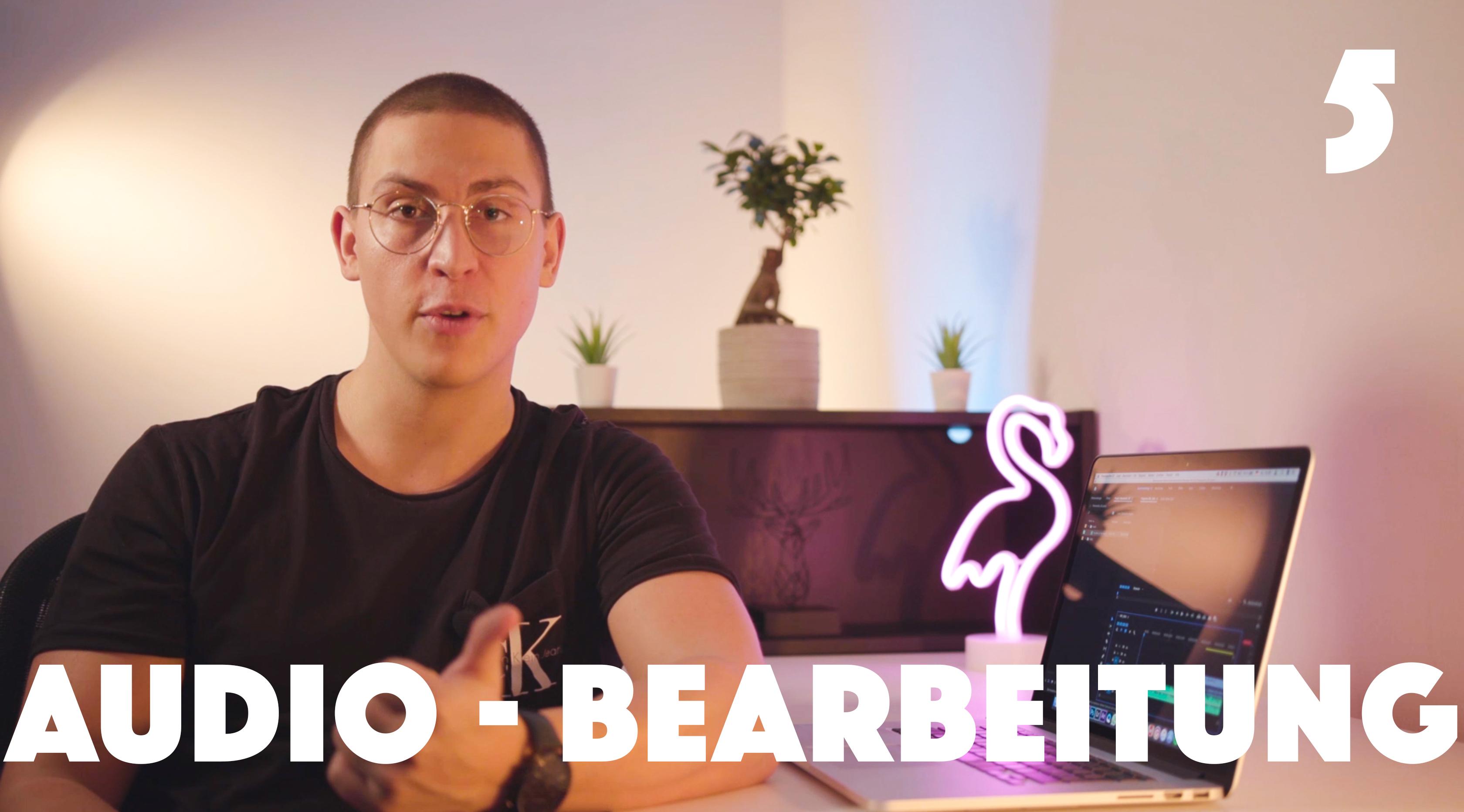 05 Audio Bearbeitung