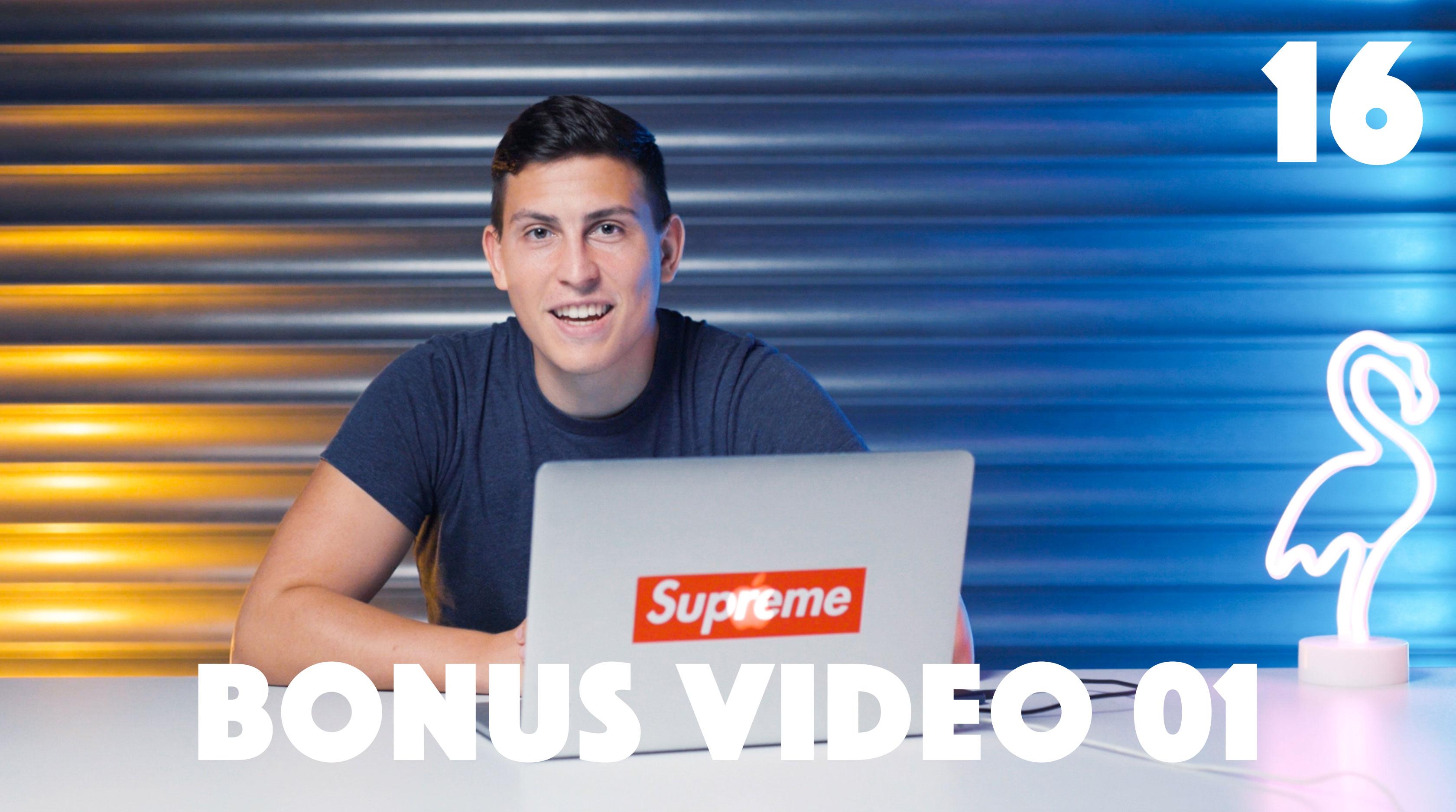 16 Bonus Video 01