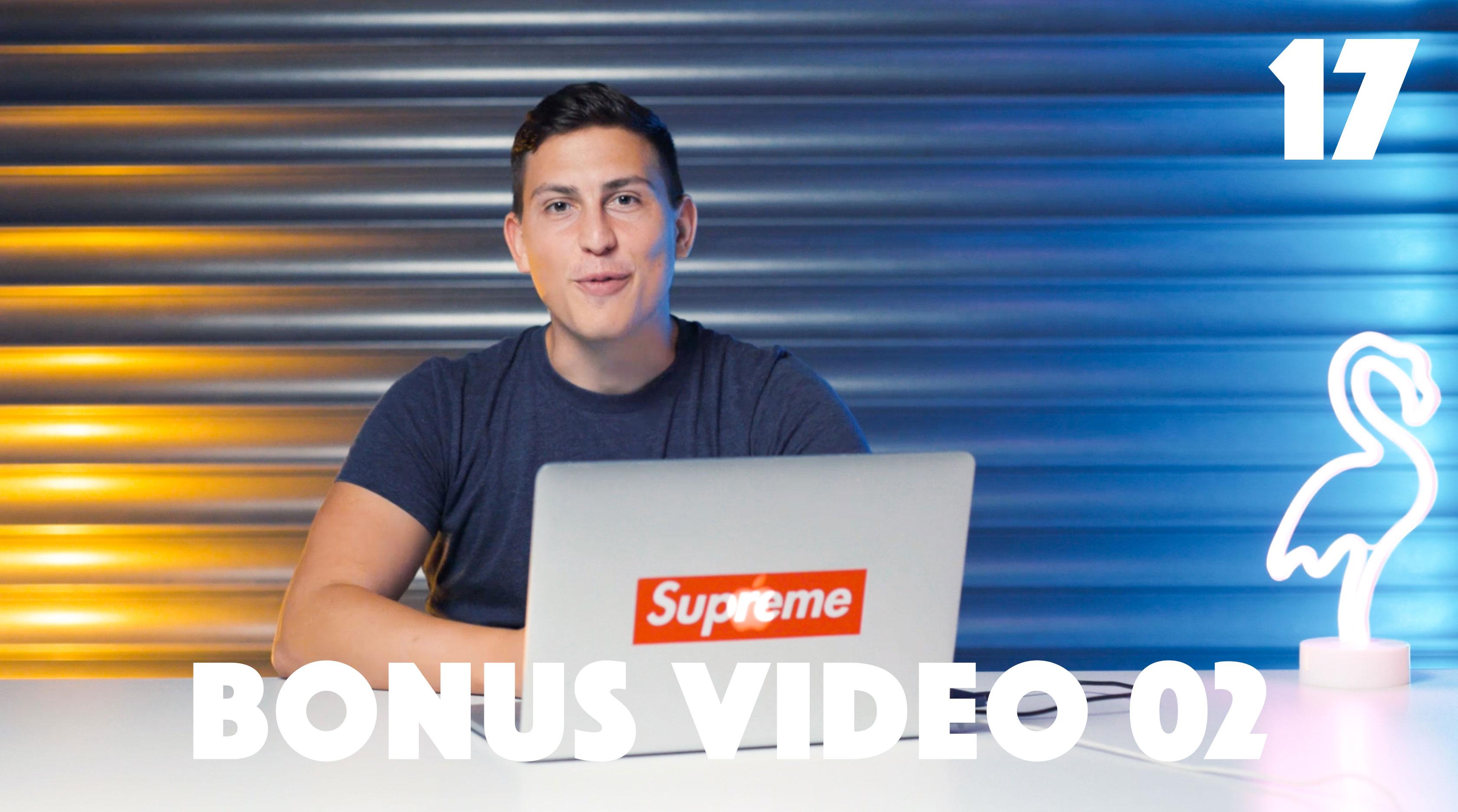 17 Bonus Video 02