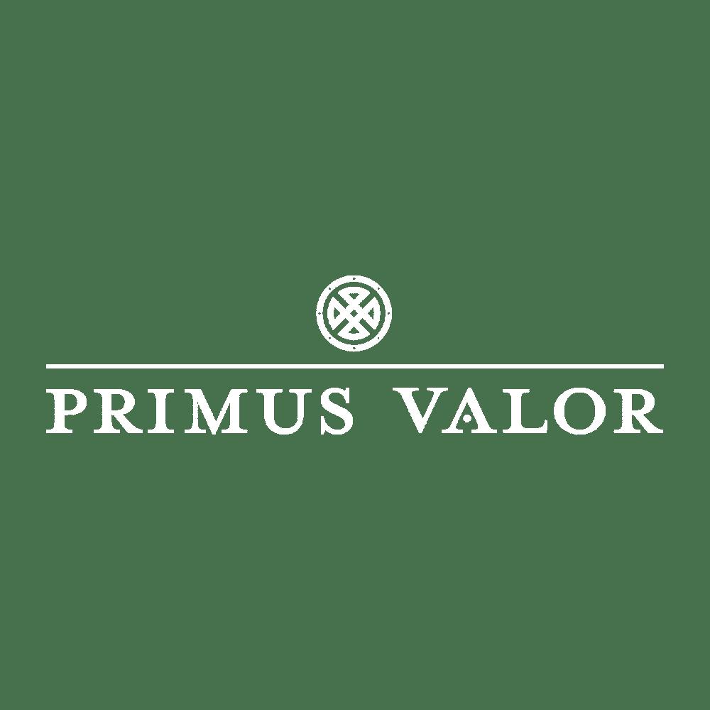 PrimusValor_Logo_Weiß
