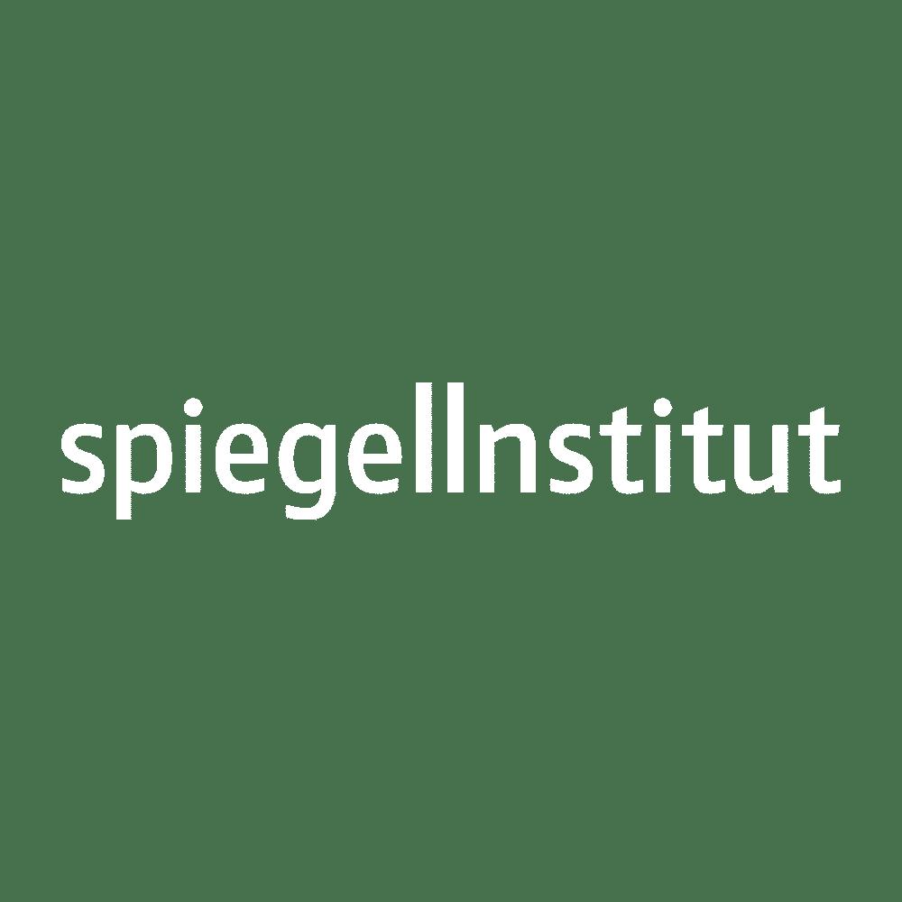 Spiegelinstitut_Logo_Weiß